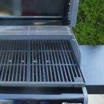 Aktiona / Grillclub Grille en fonte pour barbecue 7,2 kg En 2 parties Pour Weber Spirit E 210 A partir de 2013 + 2 poignées de grille en fonte A