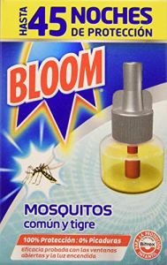 Bloom–Insecticide électrique, 1recharge Liquido, 45nuits