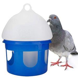 Camidy Distributeur d'eau automatique pour oiseaux – Grande capacité – 6,5 l