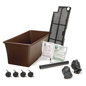 Earthbox 80103 Kit de Jardinage, Standard, Chocolat