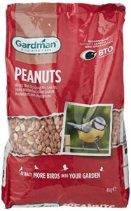 Gardman Cacahuètes, Naturel, 4 kg