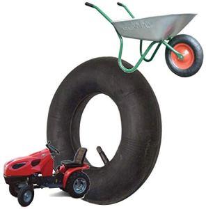 Goodtire Chambre à air 3.50/4.00-8, vanne TR13, pour pneu de roue de brouette, tracteur, tondeuse à jardin