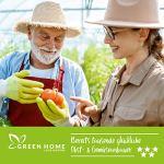 Green Home Love Nature® Engrais biologique pour herbes aromatiques 1 l Haute teneur en nutriments Facile à doser Fabriqué en Allemagne