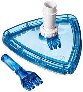 Hayward Sp1068dl Deluxe 3brosses piscine vide Head, 1–1/10,2cm et 1–1/5,1cm Tuyau pivotant pour toutes les piscines