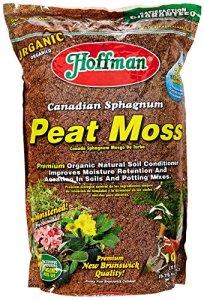 HOFFMAN A H INC/GOOD EARTH – Sphagnum Peat Moss, 10-Qts.