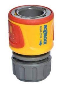 Hozelock Conector Para manguera (19 mm) Soft Touch, Estándar