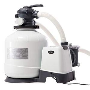 INTEX – 3200 GPH Filtre à sable (220-240 Volt)