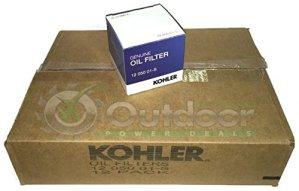 Kohler Etui de 12253t 1205001-s 1205001s 1205001S Filtre à Huile d'origine pour
