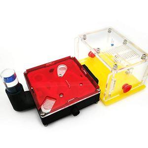Kshzmoto X6-C1 Bricolage Zone d'alimentation en humidité Fourmi Acrylique Fourmis de Ferme Maison Cadeau d'anniversaire