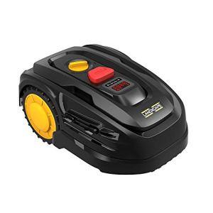LANDXCAPE LX799 Robot Tondeuse 300M2 20V longeur de coupe 16cm contrôle d'application