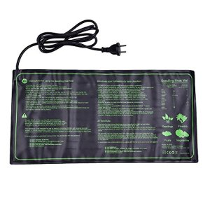 mongrep Tapis Thermique pour Plantes Durable et résistant à l'eau Couverture Thermique pour Plantes pour la Germination de Plantes en Grain