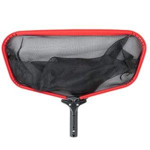 Omabeta Filet de Piscine portatif Robuste en Plastique et Filet de Piscine en Aluminium pour étang de Piscine