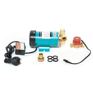 Pompe à eau chaude 120 W Pompe à pression automatique pour la maison Pompe à eau et pompe de conversion 220 V