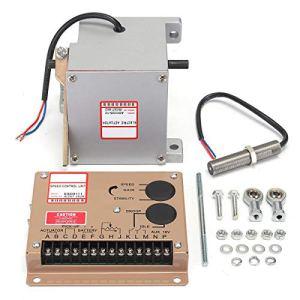 Pompes et valves ADC225-12V Actionneur ESD5111E Contrôleur MSP675 Capteur de vitesse