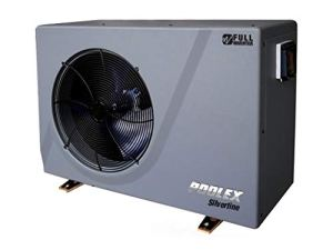 POOLEX Silverline Inverter 70 Pompe à Chaleur, Gris