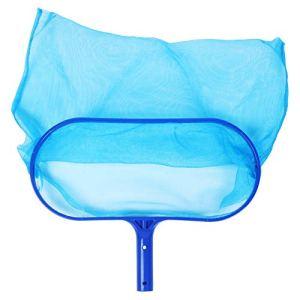 Rehomy Épuisette de nettoyage en plastique pour piscine – Accessoire pour bassin et fontaine