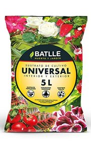 Semillas Batlle960001BUNID – Terreau Universel 5l