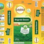 Solabiol SOGAZY15 Engrais Longue Durée 15 Kg   Gazon Dense et Plus Vert, Puissant