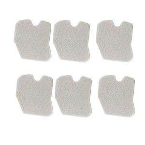 TucParts Lot de 6 filtres à air pour tronçonneuse Husqvarna 235 235E 236 236E 240 240E Remplace les pièces d'origine # 545061801
