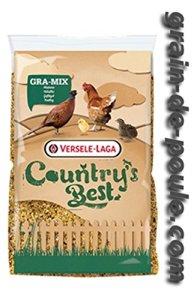 Versele-laga – Mélange GraMix de maïs concassé pour Poules, oies, Canards et faisans