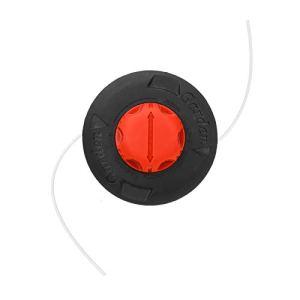 XIAOFANG Fangxia Store RÉCENTS universaux Coupe-Herbe Ligne de tête en Plastique Cutter chaîne scie Herbe Brosse Fit for Tondeuse Cutter Accessoires (Color : Red)