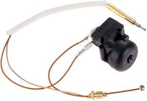 zcm Pièces de rechange pour chauffage extérieur – Kit de sécurité pour chauffage au gaz propane – Pièces de réparation pour thermocouple et FD4 – Interrupteur de sécurité – Capteur thermocouple