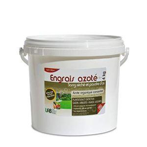 Agro Sens Sang séché, Engrais azoté Coup de Fouet. – Seau 4 kg