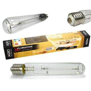 Ampoule HPS 400W Double Spectre – FLORASTAR