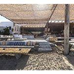 Armée Brun Filet Camouflage Renforcé 4x3m Auvents Camping Filet D Ombrage pour Serre Filet Ombrage Jardin pour Patio Camping Militaire Pergola Voiles De Bâche pour Tente 2x3m 4x5m 6x6m 8x8m 10x10m