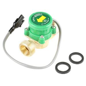 Commutateur de pompe à eau largement utilisé, commutateur de capteur de débit d'eau de conception compacte, pour la pressurisation de l'eau du robinet domestique