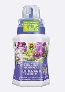 Compo Engrais Liquide pour orchidées en Lot de 250ML