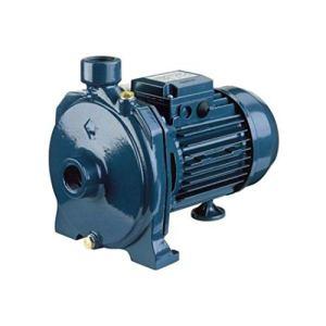 Électropompe centrifuge monocellulaire série CMA 050 M pour approvisionnement et pressurisation, eau potable domestique et vide-plein, 0,37 kW et 0,50 CV, couleur bleue (référence : 1160050000)