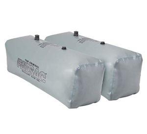 FATSAC V-Drive Fat Sacs – Pair – 400lbs Each – Gray