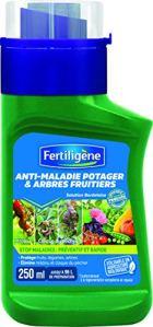 Fertiligène Anti-Maladies Potager et Arbres fruitiers Ferti 250mL