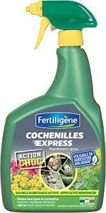 Fertiligène Insecticide cochenilles Express Ferti prêt à l'emploi 700ml