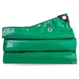 GLJMTY Bâche imperméable de PVC extérieure imperméable avec Le Camping de Voiture Couvert de bâche d'épaississement Anti-UV perforé