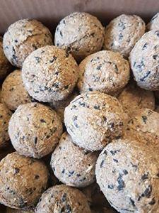 Heinrichs Agrar Boîte de 100 boules de graisse sans filet