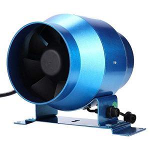 LXZDZ Extracteur de contrôle réglable Hotte for la ventilation Airflow Dynamiser Jardin Farmland fenêtre Fan