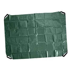 MagiDeal Sac de Jardin en Tissu Polypropylène Robuste | Sac de Déchets de Jardin – 60×60 Pouces