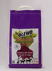 Olweo – Copeaux de betterave 2,5 kg