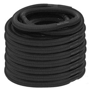 Primrosely Tuyau de piscine résistant aux UV et au chlore, 32 mm de diamètre, 6,3 m de longueur
