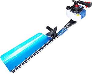 REWD Taille Haies électriques Taille-haie, thé Ciseaux Fence Trimmer Vapeur Taille-Haies Outils de Jardin Largeur de Coupe 600 mm