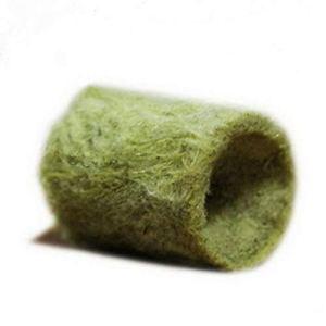 SH Lot de 100 bouchons de démarrage en laine de roche pour culture hydroponique