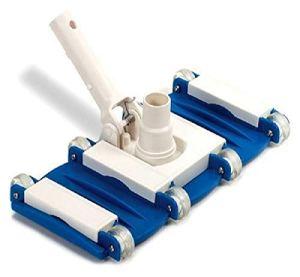 Swimline 8150lesté Flex Vacuum Tête, Bleu