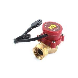 1 / 2BSP 1 / 2BSP mâle/femelle filetage haute performance interrupteur de commande essentiel de débit d'eau 5L / min bien fait 90W (5d5-ce-30-5e2)