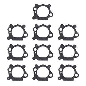 AISEN 10x Carburateur Joint Pour Moteur Briggs & Stratton 272653 795629 La plupart des 625-675 Série