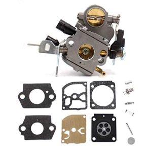 AISEN Carburateur avec kit de réparation, membrane pour Stihl MS 171 181 211 MS171 MS181 MS201 MS211 Zama C1Q-S123B