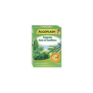 Algoflash Engrais Buis et Conifères Action Prolongée 1.8kg