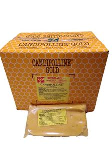 Beekeeping Supplies UK Candipolline Gold Lot de 24 paquets de 500 g de Candipolline Gold – Un total de 12 kg – Excellente date