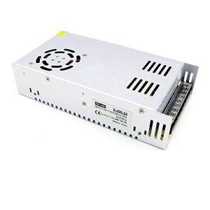 CVBN Profession Alimentation à découpage AC à DC 24V 400W convertisseur de Tension constante, Argent
